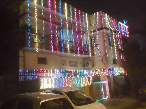 Holiday Light Decorations Do The Necessary An American Expat In